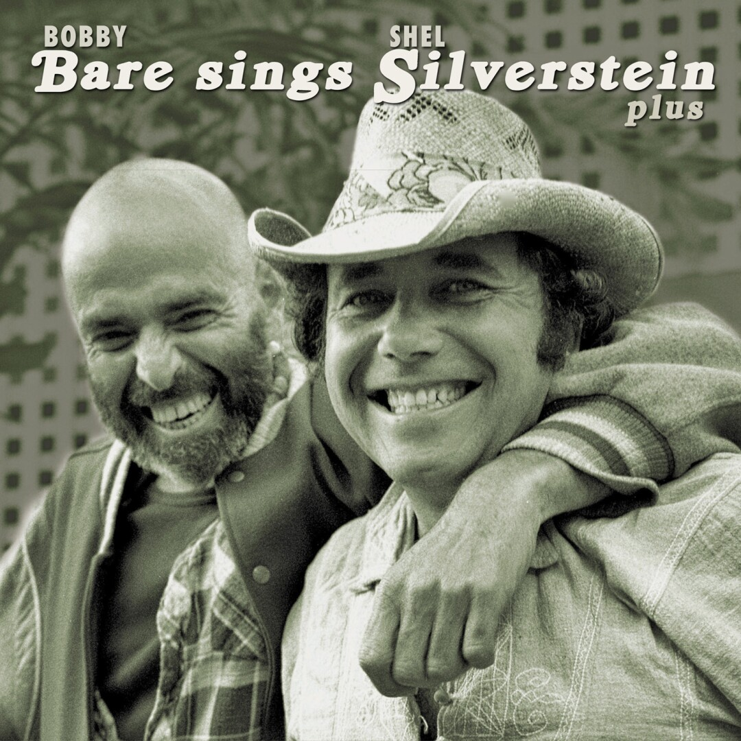 """Bobby Bare, """"Bobby Bare Sings Shel Silverstein Plus."""""""