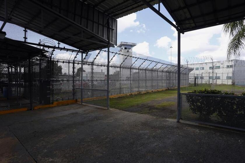 Reclusos de prisiones de 17 estados iniciaron hoy una huelga de hambre y un paro laboral en protesta por la situación que consideran abusiva del sistema penitenciario. EFE/ARCHIVO