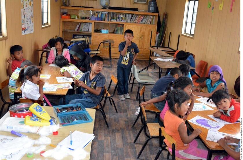 Unos 50 millones de niños viven actualmente lejos de su lugar de origen, obligados a escapar de la violencia o a migrar en busca de oportunidades, advirtió hoy Unicef, que llamó la atención sobre el riesgo al que se enfrentan todos estos menores.