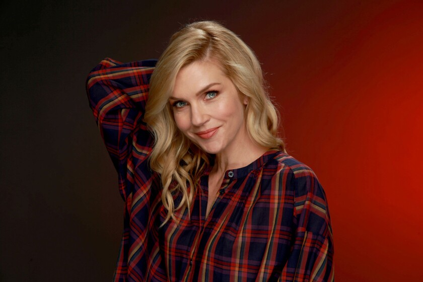 Rhea Seehorn plays a dedicated and successful lawyer Kim Wexler. She is in a relationship with Jimmy