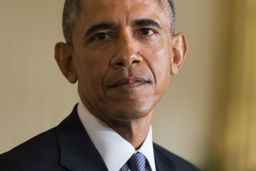 President Obama's proposal is leavened with politics as well as policy.