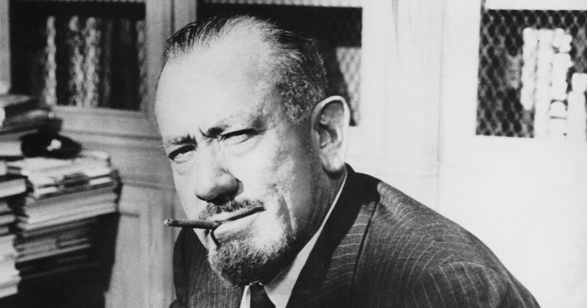Newsletter: The decades-long battles over John Steinbeck's estate