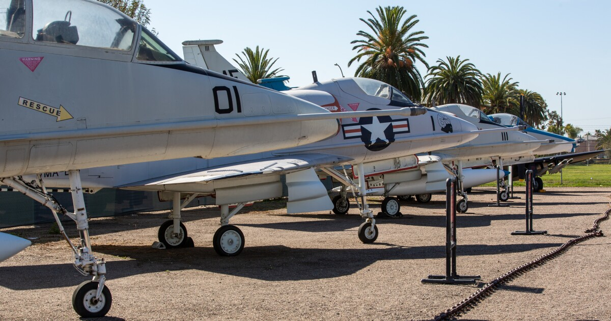 Backers fight to save Marines' Flying Leatherneck Aviation Museum ahead of April 1 closure