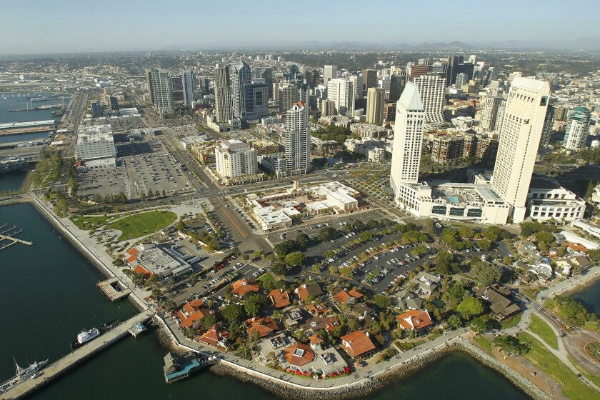 San Diego hotels receive high ratings from international travelers who frequent the TripAdvisor website.
