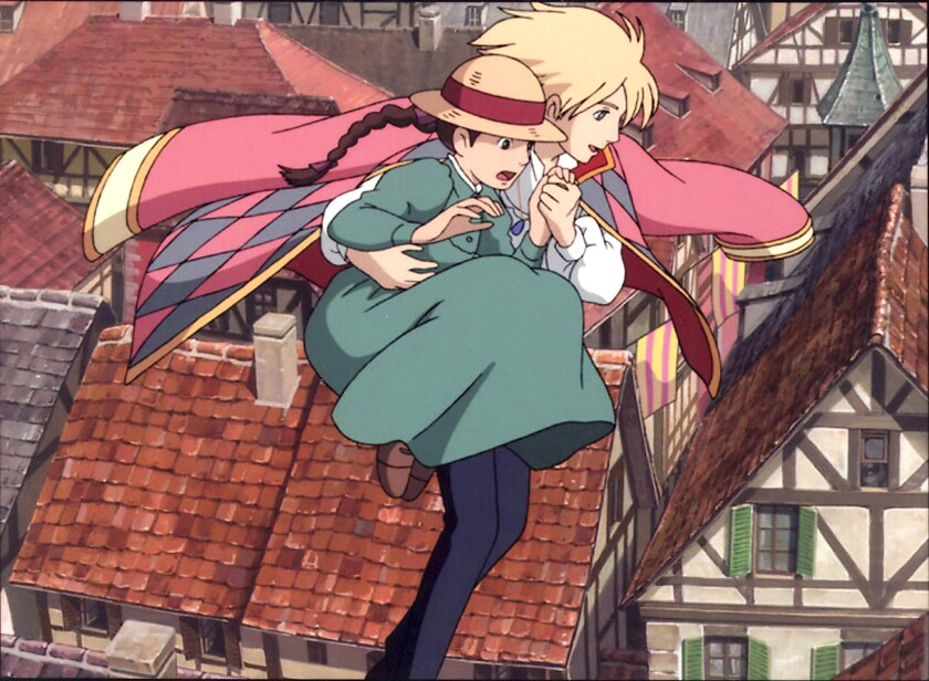 'Howl's Moving Castle' | 2004