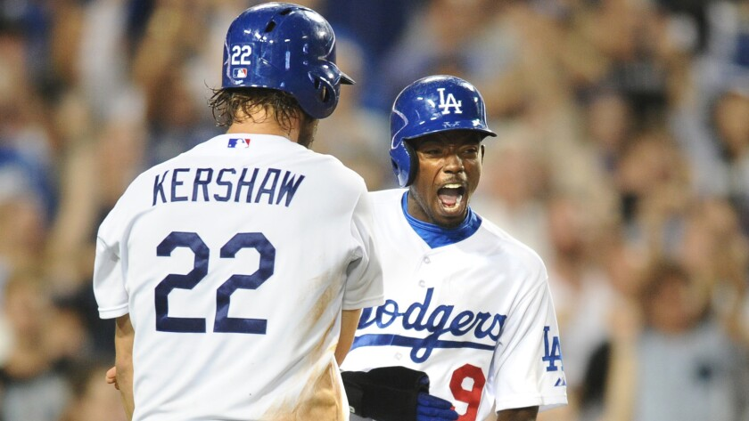 Clayton Kershaw, Dee Gordon
