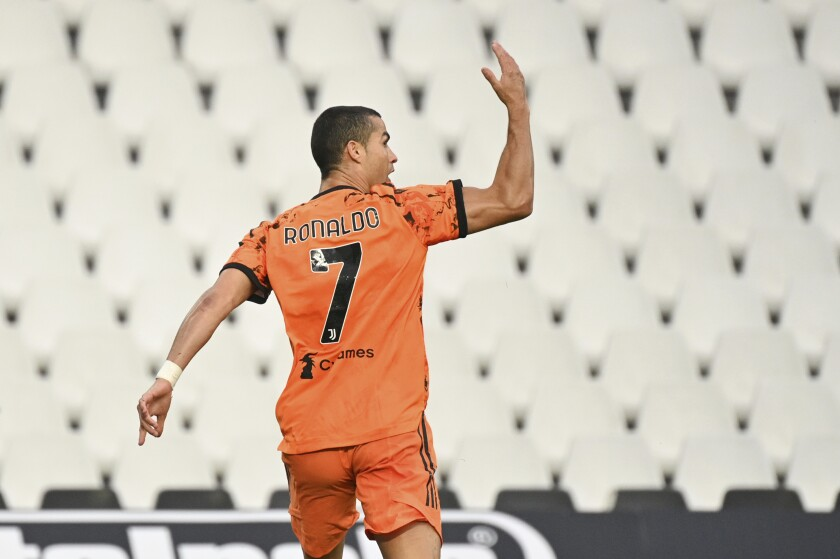 11+ Juventus Ronaldo