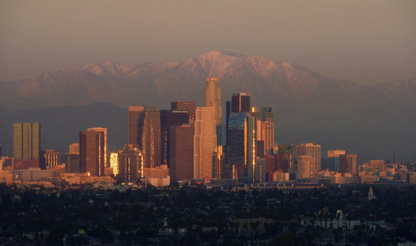 L.A.'s pension