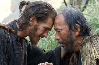 'Silence' movie review by Justin Chang