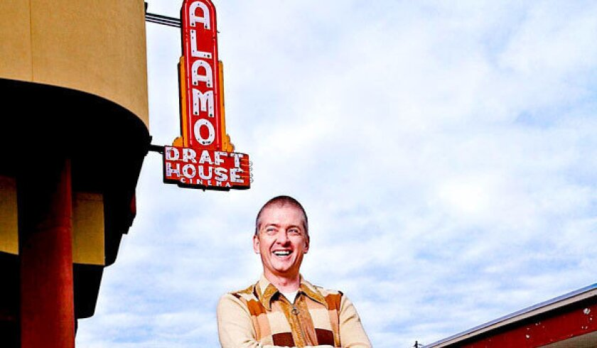 Tim League, Alamo Drafthouse founder and chief executive, in Austin, Texas.