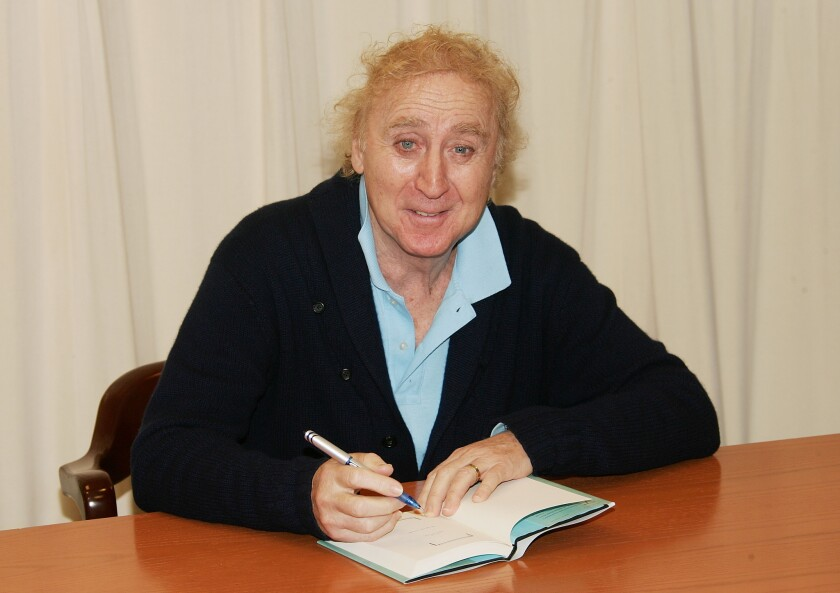 Gene Wilder died of complications from Alzheimer's disease Aug. 29, 2016, at his home in Stamford, Conn. He was 83. Take a look back at his legendary career in screen comedy.