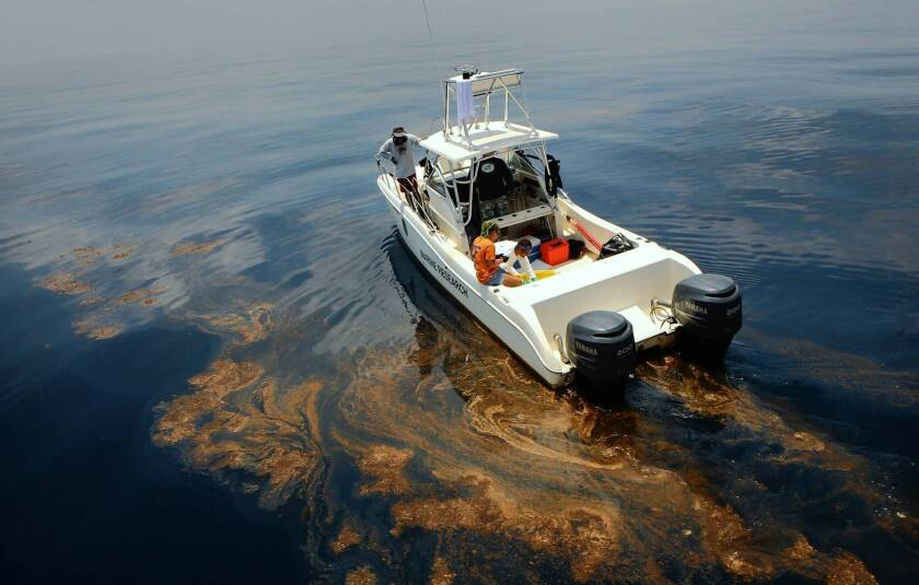 BP faces civil trial over gulf oil spill