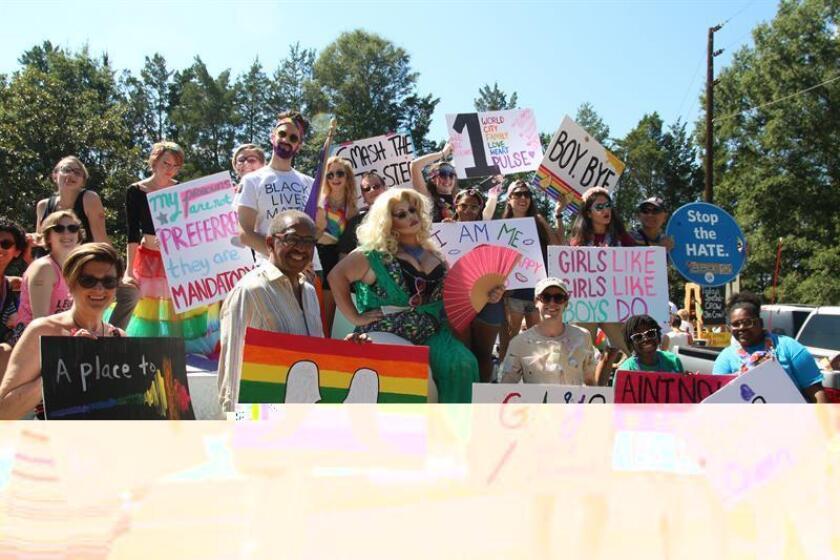 """La Asociación Empresarial de Texas (TAB) advirtió hoy que aprobar leyes contrarias a la comunidad LGTB (lesbianas, gais, transexuales y bisexuales) podría tener consecuencias """"nefastas"""" sobre la economía del estado sureño. EFE/Archivo"""