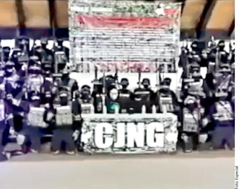 """En agosto se difundió un video anunciando la llegada del CJNG a Salamanca y se amenaza al dirigente huachicolero """"El Marro"""" con hacer una limpia en esa ciudad."""