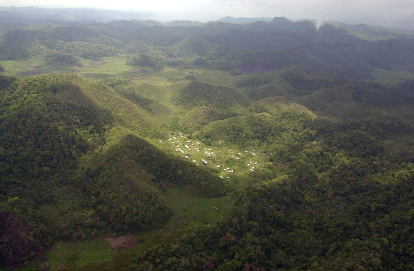 Mexico Jungle Dispute