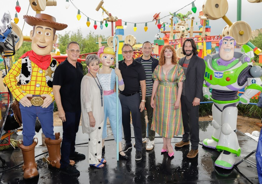 """""""Toy Story 4"""" Orlando Events"""