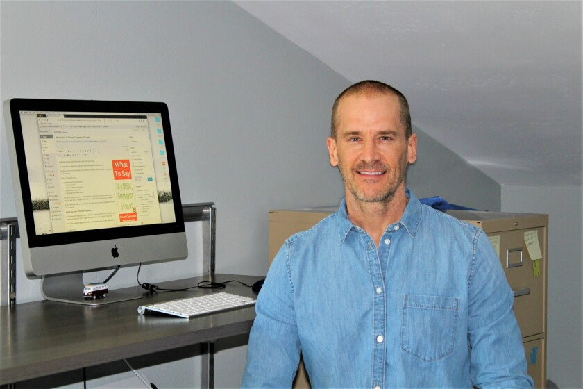 San Diegan Michael Linsin has turned his teacher training into an online platform to dispense advise to educators everywhere who are challenged by unruly students.