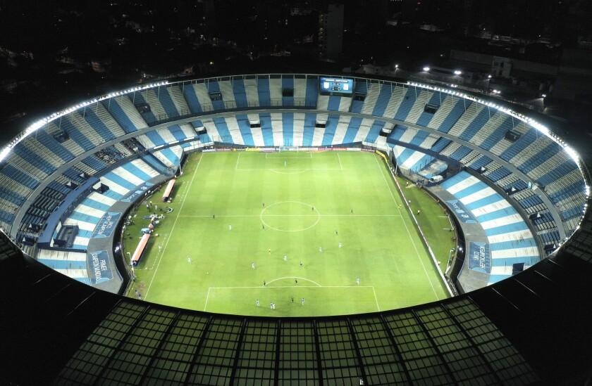 Racing de Argentina y Alianza de Lima