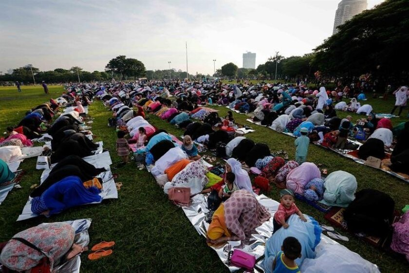 Muslims across Asia celebrate Eid al-Adha - San Diego Union-Tribune