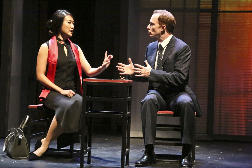 """Chinglish"" at East West Players"