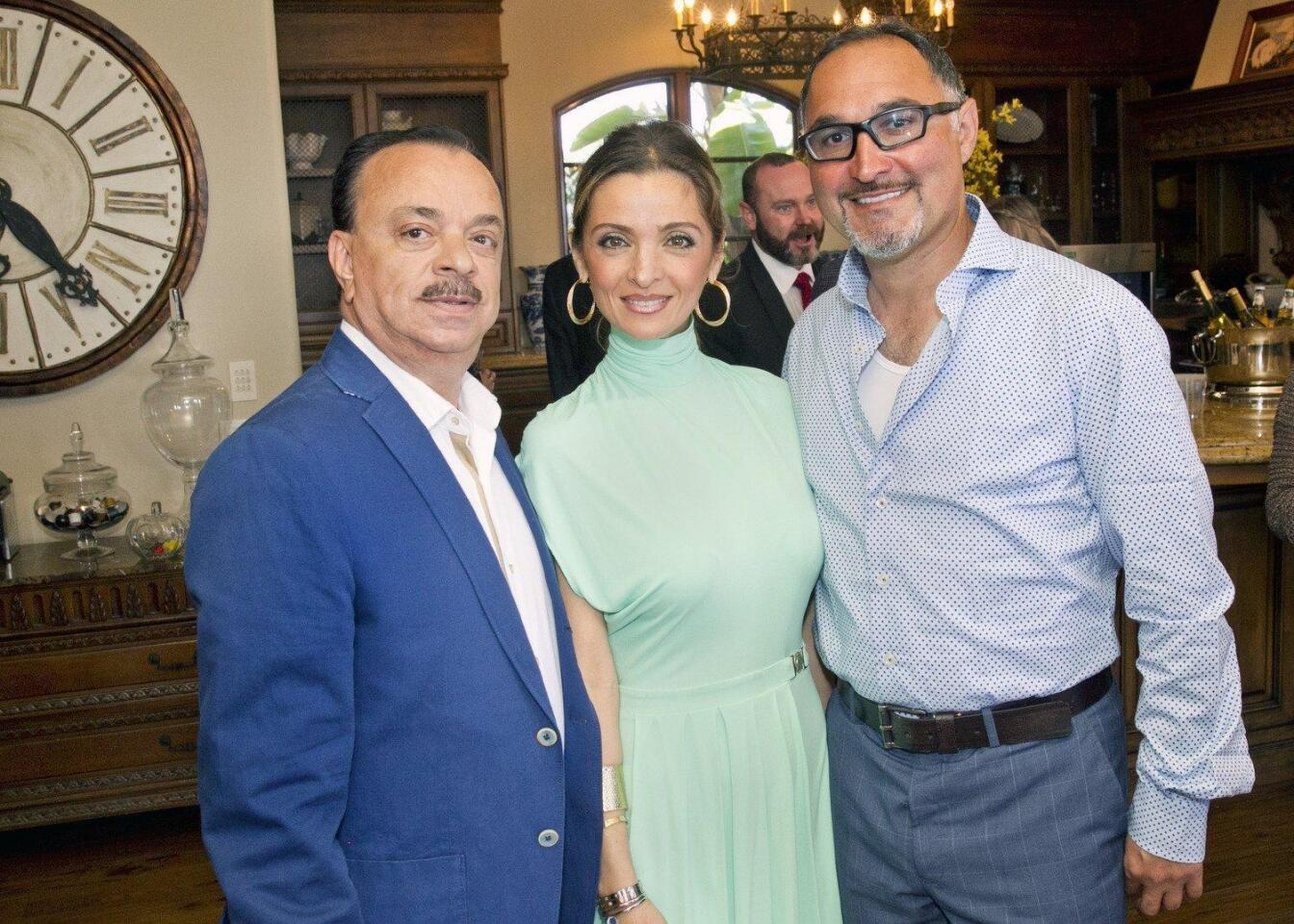 Emad Beirugi, Dana Alkasmi, Shervin Erfani