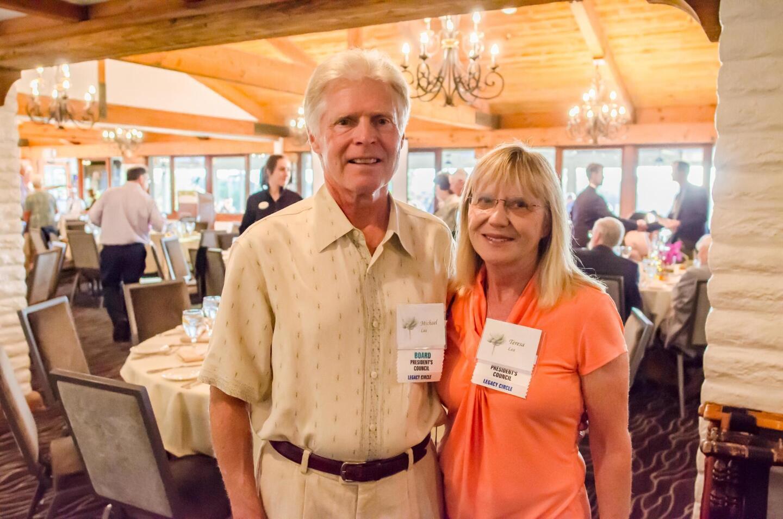Michael and Teresa Lea