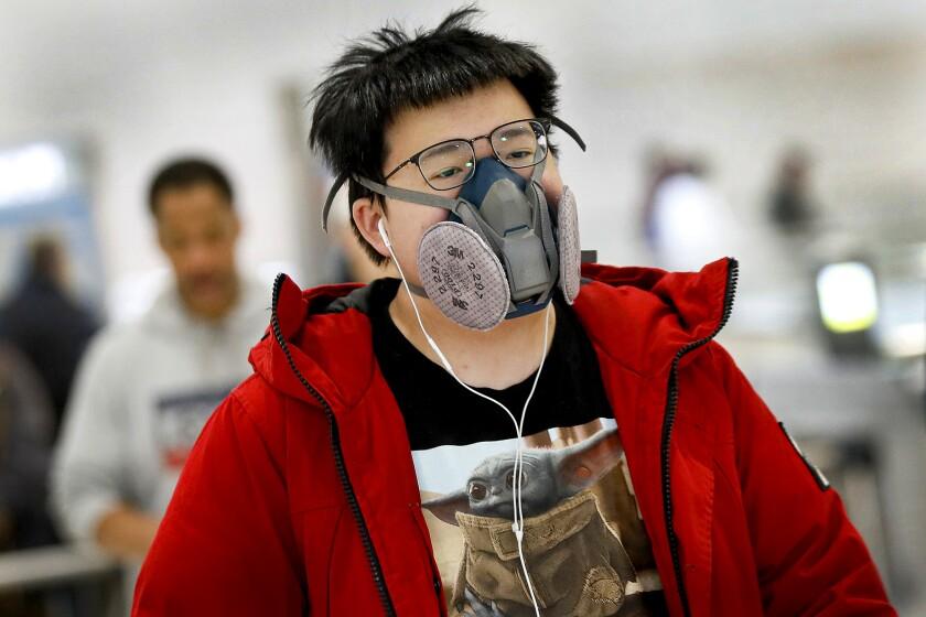 New York Coronavirus Deaths Are Double 9 11 Fatalities Los Angeles Times