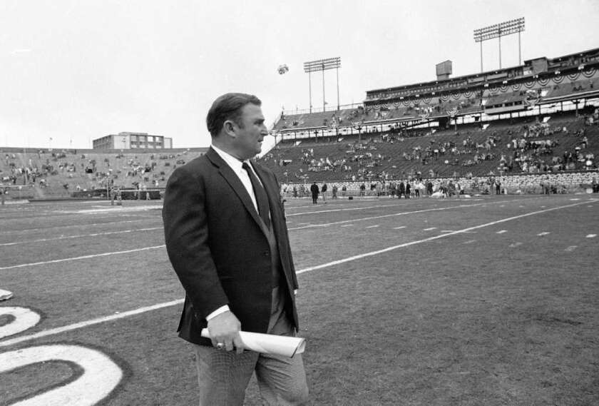 'Matriculating the ball down the field': Wild Super Bowl stories from Steve Sabol