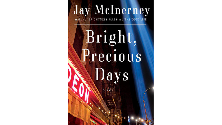 """Bright, Precious Days"" by Jay McInerney"