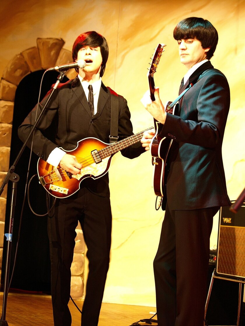 Beatles tribune band Abbey Road will celebrate the Fab Four on Friday at the Welk Resort.