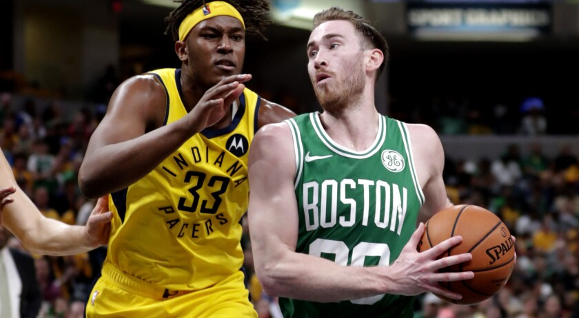 Myles Turner, Gordon Hayward