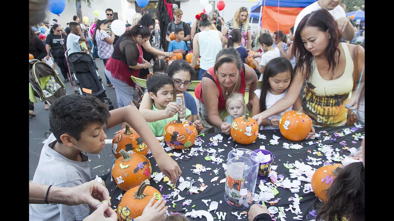 Torelli Halloween Party a Family Affair