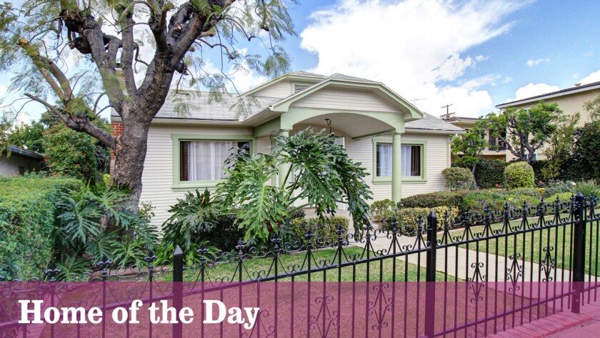 Home of the Day: A colonial Craftsman duplex in Eagle Rock for $850,000