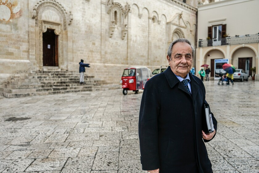 Mayor of Matera