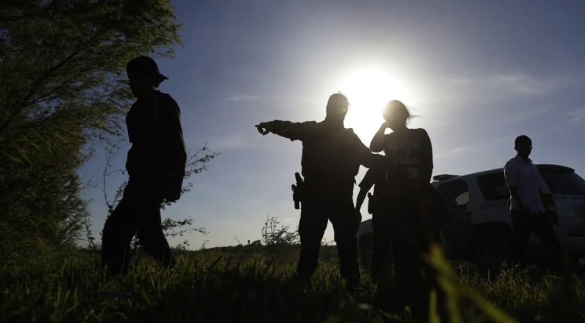 CBP has to hire 5,000 new Border Patrol agents  It's paying a
