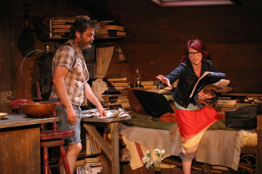 Review: 'Annapurna's' Megan Mullally, Nick Offerman a superb match