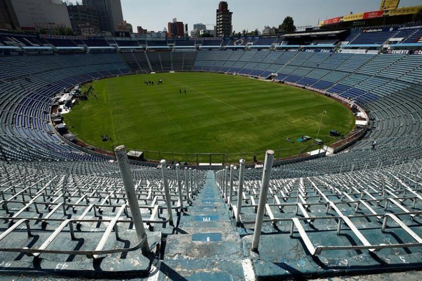 El estadio Azul dice adiós tras perder partido contra tiempo y negocios