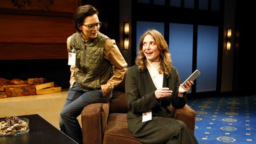 """South Coast Repertory presents the west coast premiere of """"Kings"""" by Sarah Burgess, directed by"""