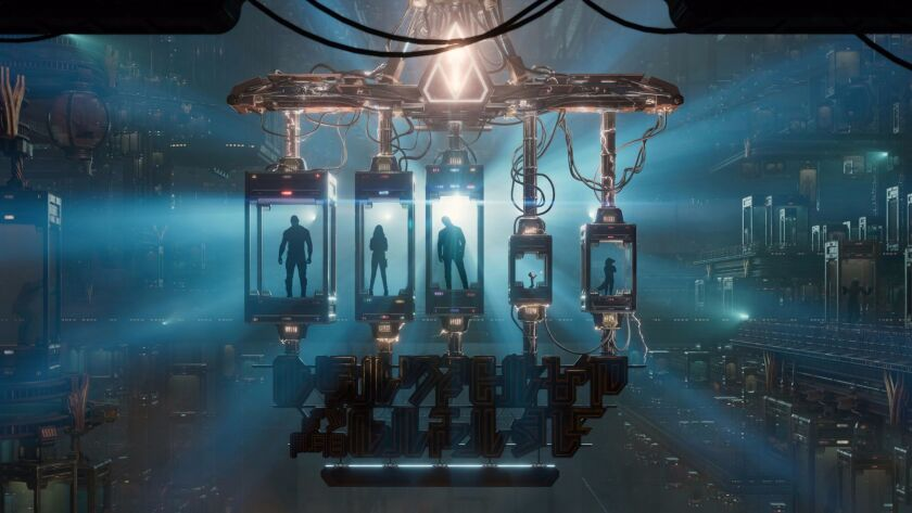 Guardians of the Galaxy - Mission: Breakout -- Rocket enlists the aid of riders to help free his fel
