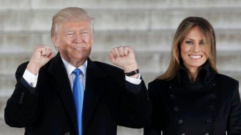 Las autoridades de Washington DC calculan que cerca de un millón de personas estarán en capital estadounidense para ver al republicano y magnate inmobiliario asumir su cargo como jefe de Estado.