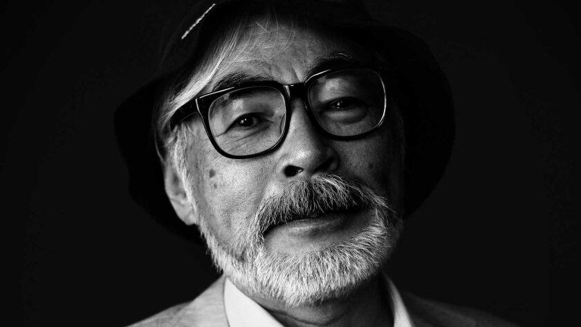 Honorary Oscar to be given to Japanese animation master Hayao Miyazaki