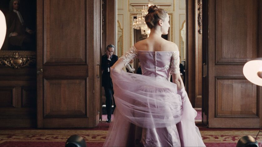 Movie review: 'Phantom Thread' is a mysterious masterpiece