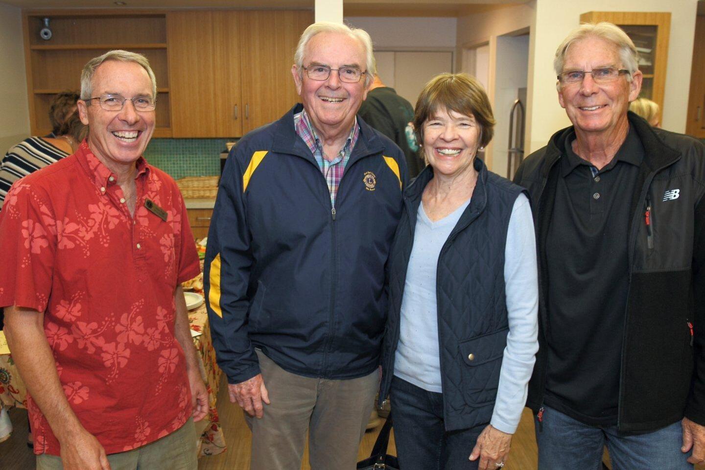 Iwo Jima survivor guest speaker at Del Sol Lions meeting