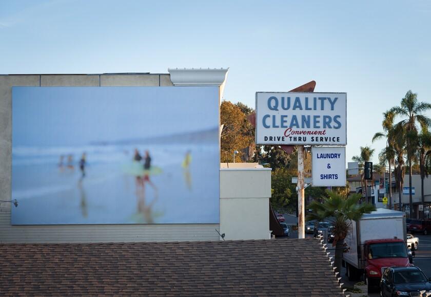 "Katherine Opie's ""The Shores."""