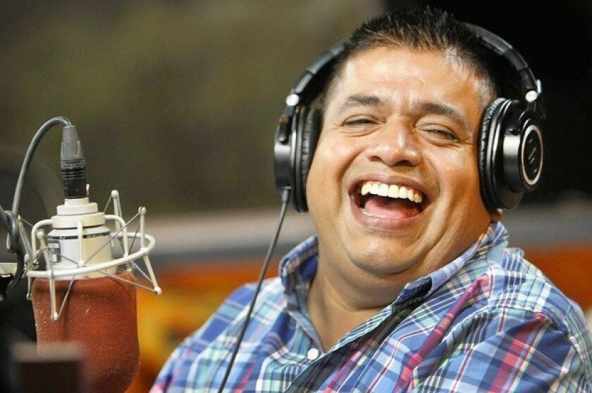 """Ricardo """"El Mandril"""" Sanchez"""