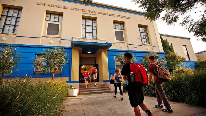 Los Angeles Center for Enriched Studies