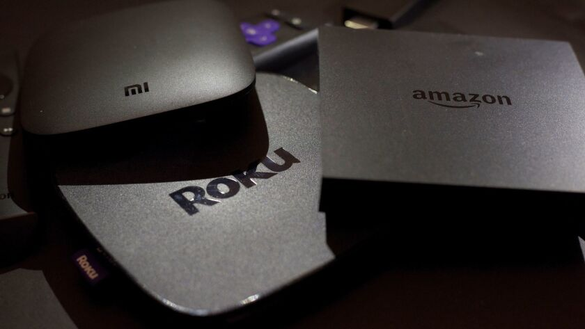 Roku's 32.6% market share of America's 150 million connected TV users last year was ahead of Google Chromecast, Amazon Fire TV and Apple TV.