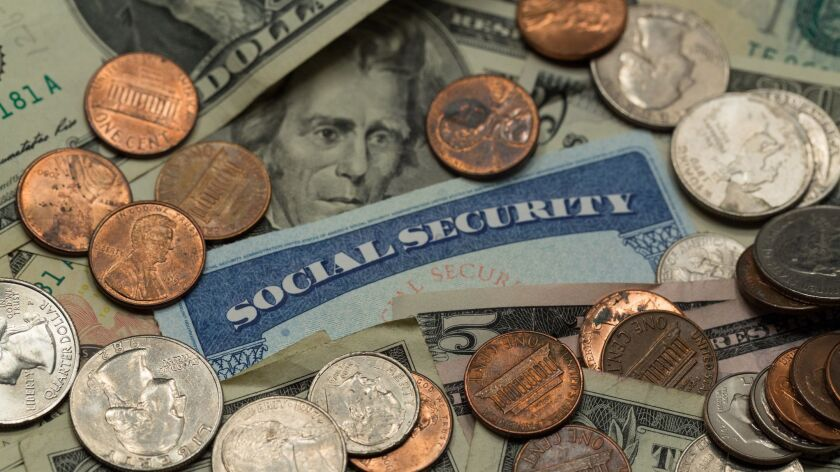 Editorial: What happens when the money runs short for Social Security and Medicare?