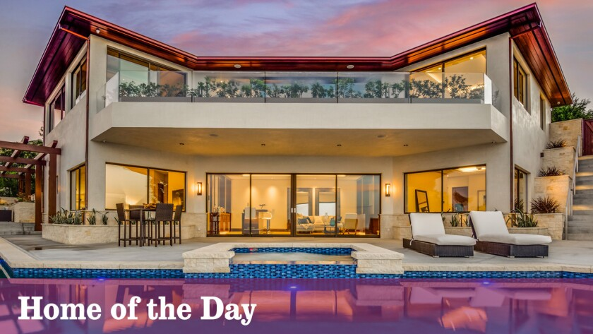 Home of the Day: All the bells and whistles in Palos Verdes Estates