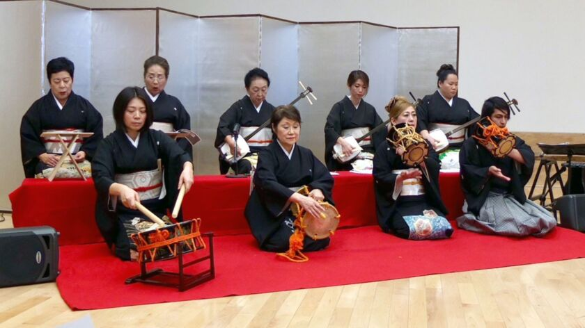 Traditional Japanese musical performances will be featured at the 2018 OC Japan Fair at the OC Fair